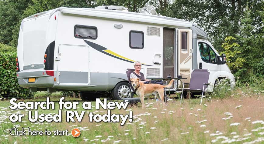 Sell Your RV Today