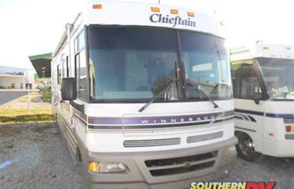 Used  1998 35' Chieffan Class A in Lafayette,, Louisiana