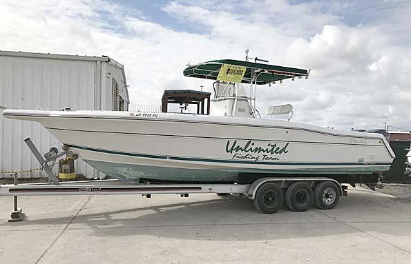 Used  1989 98' Stamas 2006 250HP YAMAHA Boat in Houma,, Louisiana