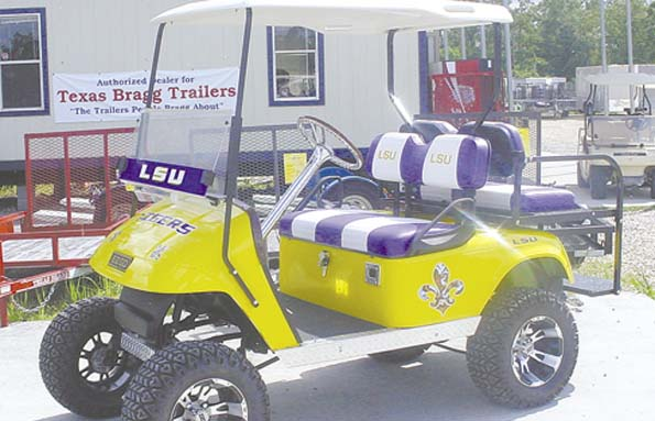 Boats Bikes And Rvs Mississippi LSU Custom