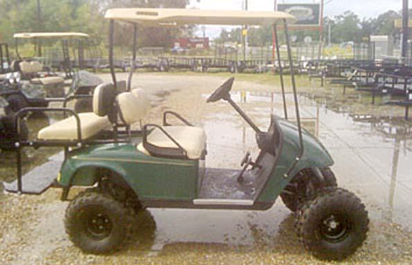Used  E-z-go Golf Cart / Utility in Baton Rouge, Louisiana