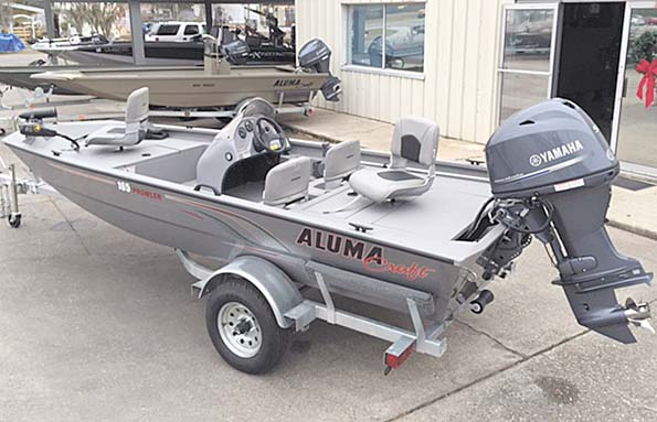 New  2018 16' Prowler 165 Sport Fisherman in Pierre Part,, Louisiana