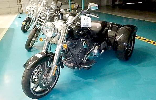 Used  2015 Harley-davidson FLRT FREEWHEELER Street Bike in Covington,, Louisiana