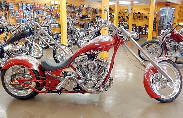 Used  2008 Big Bear Choppers SLED 300 CHOPPER Street Bike in Covington,, Louisiana