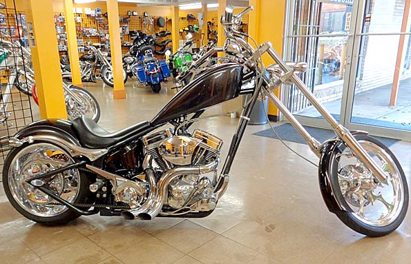 Used  2006 Big Dog Motorcycles K9 Street Bike in Covington,, Louisiana