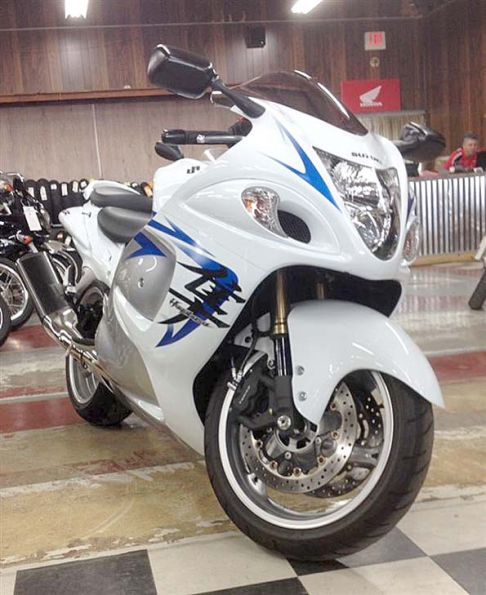 Used  2009 Suzuki HAYABUSA Street Bike in  ,