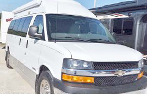 Used  2011 21' Airstream AVENUE 20 CHEVY 3500 Class C in Sherman,, Mississippi