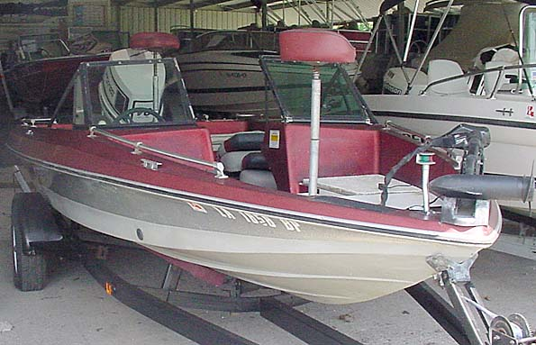 Used  1986 17' Cheetah Bass Boat in Gonzales,, Louisiana