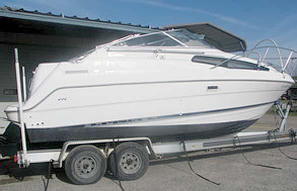 Used  1999 23' Bayliner CIERA 23 Cruiser in Vidalia, Louisiana
