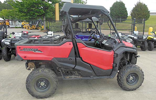 Used 2011 honda rancher 420 4x4 atv in brookhaven mississippi for Yamaha brookhaven ms