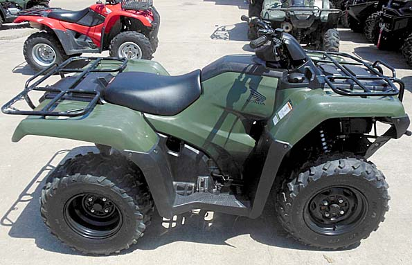 Honda Brookhaven Ms >> Used 2016 Honda RANCHER 4X4 ATV in Brookhaven, Mississippi