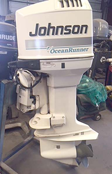 Used  1995 Johnson J150EXEOM 25' Other in Metairie, Louisiana