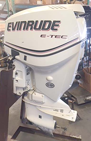 Used  2009 Evinrude E115DSLSEF 20' Other in Metairie,, Louisiana