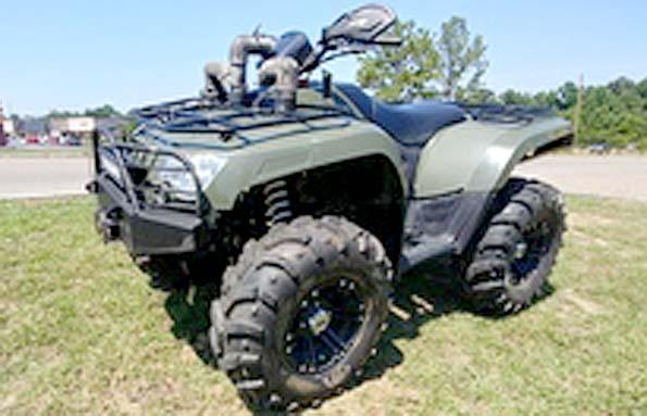 Used  2013 Arctic Cat CORE 500 WITH EFI ATV in Laurel, Mississippi