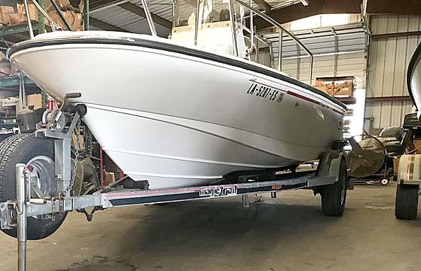 Used  Magic Tilt   Bay Boat in Metairie,, Louisiana