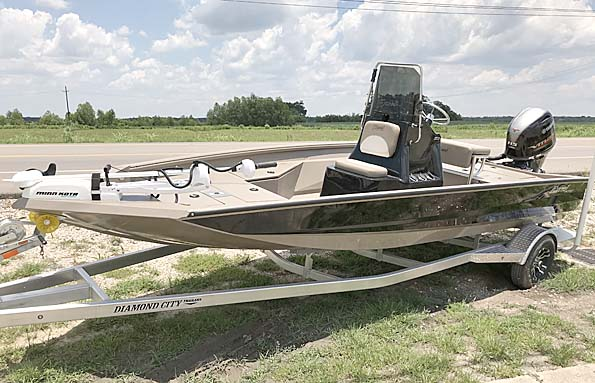 New  2018 18' Excel   Bay Boat in Houma,, Louisiana