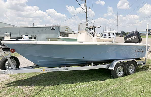 New  2018 21' Sea Chaser LF Center Console in Houma,, Louisiana