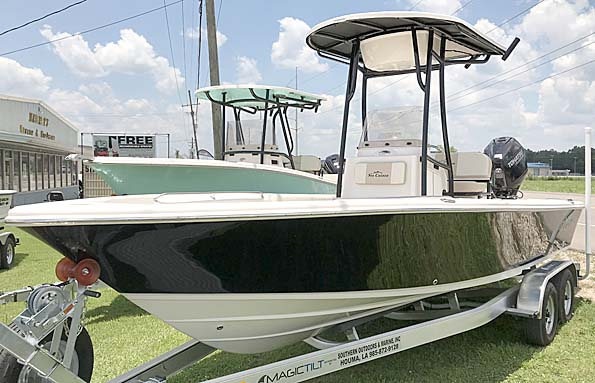 New  2018 23' Sea Chaser LF Bay Boat in Houma,, Louisiana