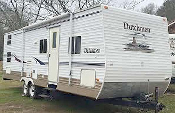 Used  2006 31' Dutchmen 31B Travel Trailer in Franklinton,, Louisiana