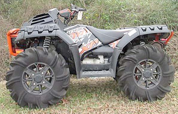 Used  2016 Polaris SPORTSMAN 1000 ATV in Roseland, Louisiana