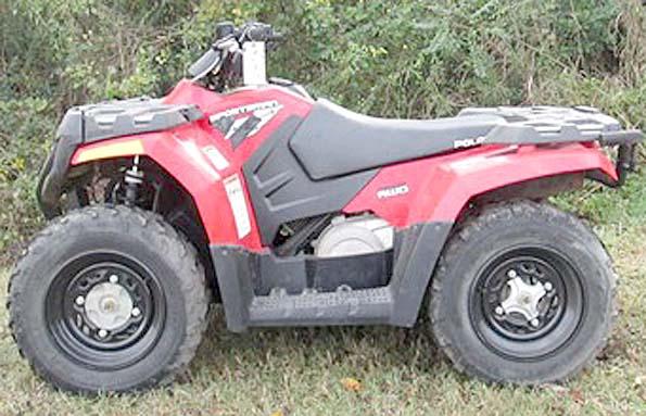Used  2009 Polaris 300 ATV in Roseland, Louisiana