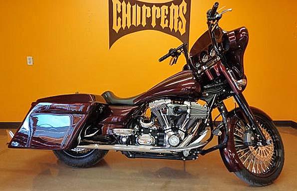 Used  2009 Harley-davidson FLHX STREET GLIDE Street Bike in Covington,, Louisiana