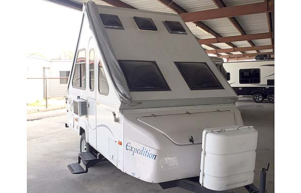 Used  2006 29' A Liner   Travel Trailer in Baton Rouge,, Louisiana