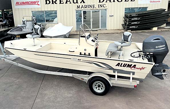 New  2018 20' Alumacraft 2072 CC BAY Utility Boat in Pierre Part,, Louisiana